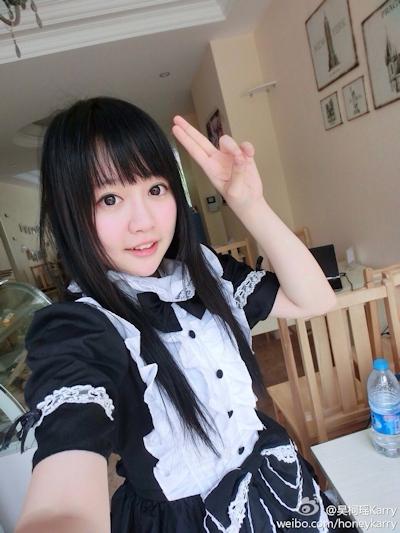 かわいすぎる中国のiOS開発者 吴柯瑶(Wu Keyao) 18