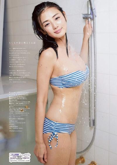 片山萌美 ビキニグラビア画像 8