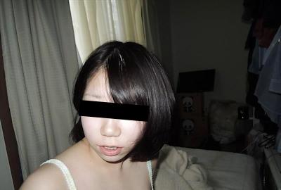 パフィーニップルな素人美少女 ハメ撮り画像 7
