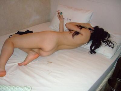 韓国素人美少女 流出ヌード画像 5