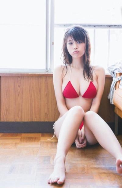 馬場ふみか ビキニ画像 7