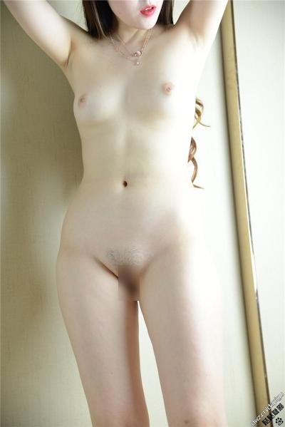 韓国色白素人女性 ヌード画像 7