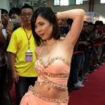 台湾成人展2016(アダルトエキスポ) 日本の人気AV女優9人の登場シーン 【動画あり】