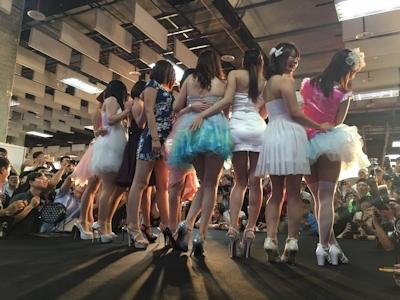 台湾成人展2016(アダルトエキスポ) 日本の人気AV女優9人の登場シーン 11