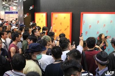 台湾成人展2016(アダルトエキスポ) セクシーコンパニオン画像 1