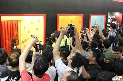 台湾成人展2016(アダルトエキスポ) セクシーコンパニオン画像 2