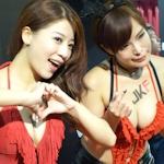 台湾成人展2016(アダルトエキスポ) セクシーコンパニオン画像2