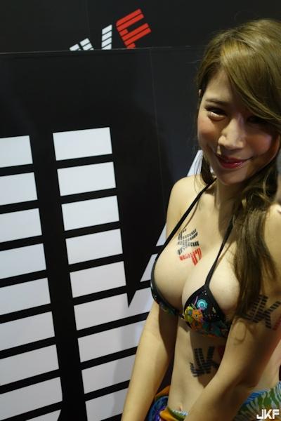 台湾成人展2016(アダルトエキスポ) セクシーコンパニオン画像 7