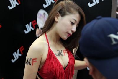 台湾成人展2016(アダルトエキスポ) セクシーコンパニオン画像 15