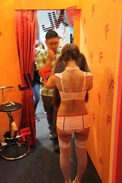台湾成人展2016(アダルトエキスポ) セクシーコンパニオン画像 21