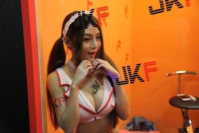 台湾成人展2016(アダルトエキスポ) セクシーコンパニオン画像 22