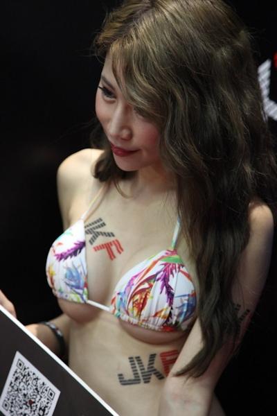 台湾成人展2016(アダルトエキスポ) セクシーコンパニオン画像 28