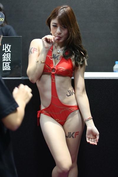 台湾成人展2016(アダルトエキスポ) セクシーコンパニオン画像 34