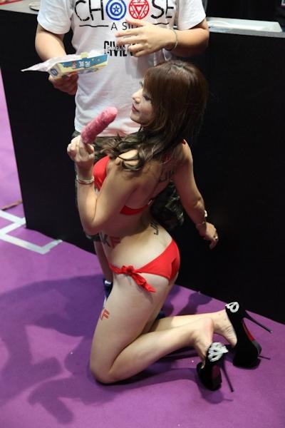 台湾成人展2016(アダルトエキスポ) セクシーコンパニオン画像 37