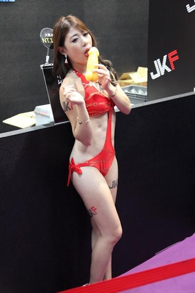 台湾成人展2016(アダルトエキスポ) セクシーコンパニオン画像 41