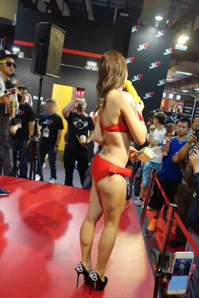 台湾成人展2016(アダルトエキスポ) セクシーコンパニオン画像 46
