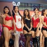 台湾成人展2016(アダルトエキスポ) ショーガール人気投票結果