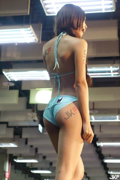 台湾成人展2016(アダルトエキスポ) ショーガール Rachel Q 4