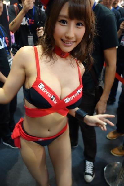 台湾成人展2016(アダルトエキスポ) 日本の人気AV女優画像 6