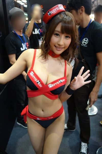 台湾成人展2016(アダルトエキスポ) 日本の人気AV女優画像 10