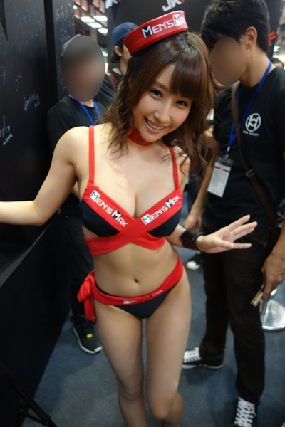 台湾成人展2016(アダルトエキスポ) 日本の人気AV女優画像 11
