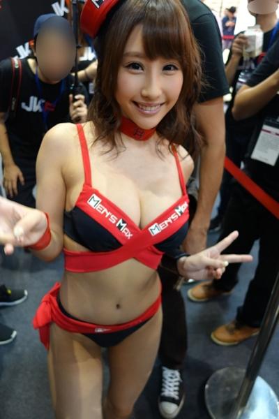 台湾成人展2016(アダルトエキスポ) 日本の人気AV女優画像 12
