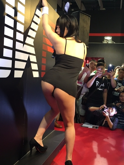 台湾成人展2016(アダルトエキスポ) 日本の人気AV女優画像 30