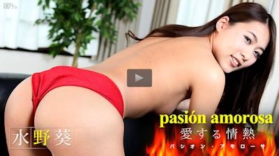 パシオン・アモローサ ~愛する情熱 4~ 水野葵 -カリビアンコムプレミアム
