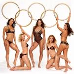 リオ・オリンピック2016 ドイツ美人アスリート5人がPlayboyでヌードを披露