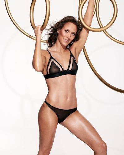 リオ・オリンピック2016 ドイツ美人アスリート5人 Playboyヌード画像 2