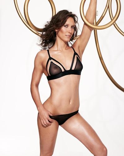 リオ・オリンピック2016 ドイツ美人アスリート5人 Playboyヌード画像 3