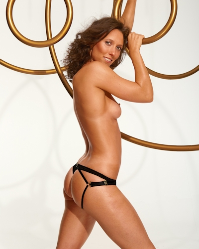 リオ・オリンピック2016 ドイツ美人アスリート5人 Playboyヌード画像 4