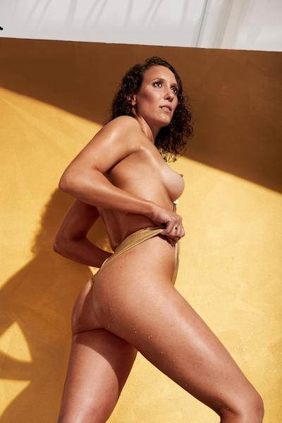 リオ・オリンピック2016 ドイツ美人アスリート5人 Playboyヌード画像 5