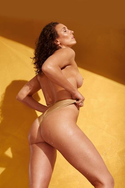 リオ・オリンピック2016 ドイツ美人アスリート5人 Playboyヌード画像 6