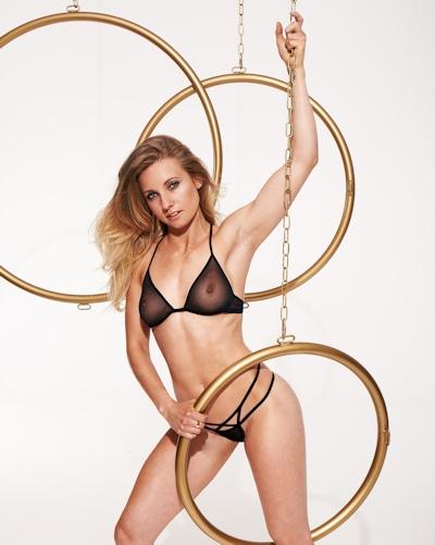 リオ・オリンピック2016 ドイツ美人アスリート5人 Playboyヌード画像 8