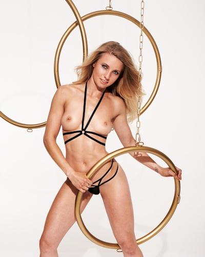 リオ・オリンピック2016 ドイツ美人アスリート5人 Playboyヌード画像 11