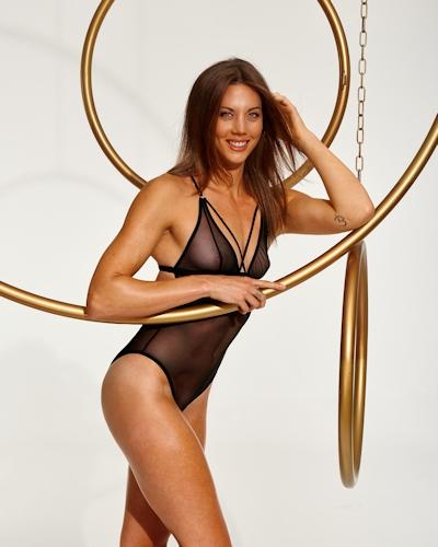 リオ・オリンピック2016 ドイツ美人アスリート5人 Playboyヌード画像 16