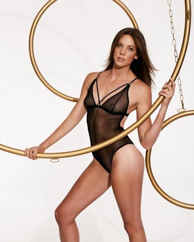 リオ・オリンピック2016 ドイツ美人アスリート5人 Playboyヌード画像 17