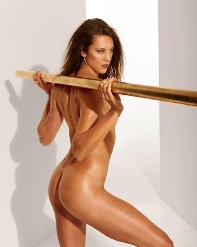 リオ・オリンピック2016 ドイツ美人アスリート5人 Playboyヌード画像 18