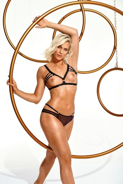 リオ・オリンピック2016 ドイツ美人アスリート5人 Playboyヌード画像 21