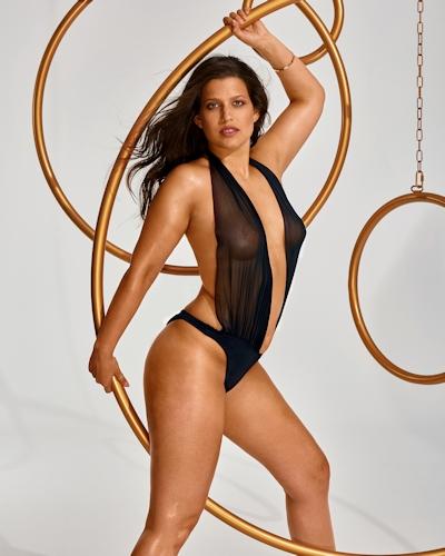 リオ・オリンピック2016 ドイツ美人アスリート5人 Playboyヌード画像 26
