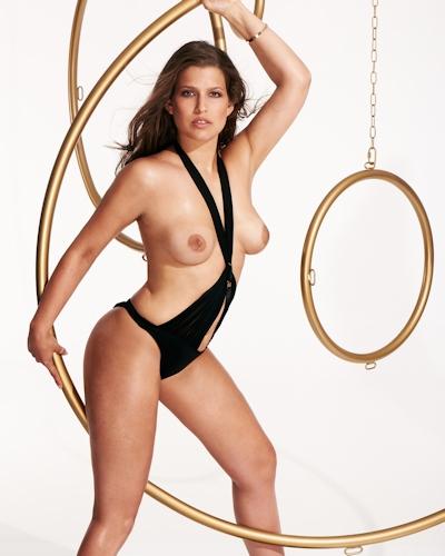 リオ・オリンピック2016 ドイツ美人アスリート5人 Playboyヌード画像 30