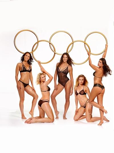 リオ・オリンピック2016 ドイツ美人アスリート5人 Playboyヌード画像 31