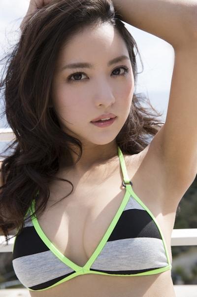 石川恋 ビキニ画像 11