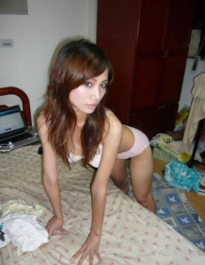 Eカップ美巨乳な台湾美女モデル Sunny 流出ヌード画像? 2