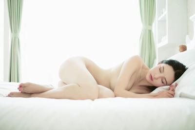 中国美女モデル 樱桃(Yingtao) セクシーヌード画像 4