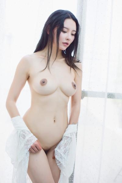 中国美女モデル 樱桃(Yingtao) セクシーヌード画像 10