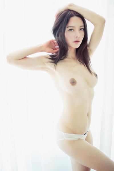 中国美女モデル 樱桃(Yingtao) セクシーヌード画像 19