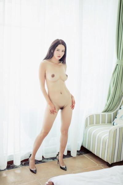 中国美女モデル 樱桃(Yingtao) セクシーヌード画像 20
