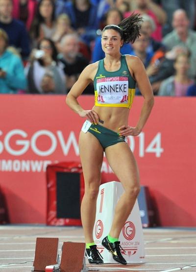 オーストラリア Michelle Jenneke(ミシェル・ジェネク) 陸上・ハードル